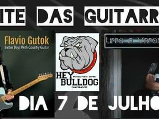 Flavio Gutok - Lançamento do segundo Cd em Campinas !