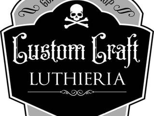 Novo Parceiro do Projeto - Custom Craft Luthieria