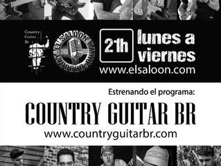 Country Guitar Br na Radio El Saloon - Uruguay