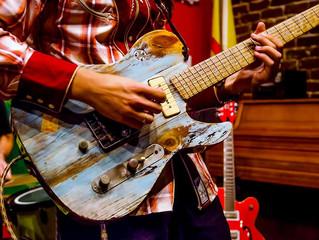 Workshop Matheus Canteri Guitarra country 04/07/17 - Bragança Paulista !