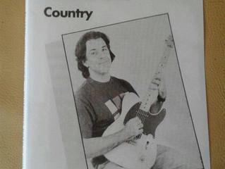 Alvaro Gonçalves - Guitarra Estilo Country