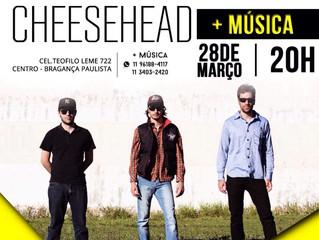Show Cheese Head (Matheus Cantery)- Country Instrumental em Bragança