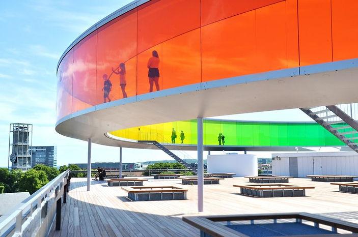 ARoS Aarhus Kunstmuseum, Your Rainbow Pa
