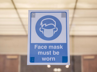 Face Mask Mandate: Information Regarding Executive Order 20-43