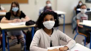 Survey Shows Masks Help Keep Children in the Classroom