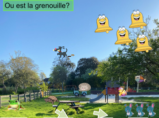 4th French Lesson - Pets in the Park