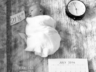 Asher James Newborn Session