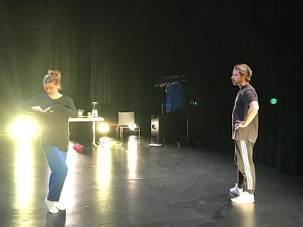 Judith Van Oeckel en Amos Tindemans