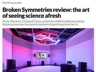 Broken Symmetries review - New Scientist