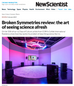 Broken Symmetries review - New Scientist
