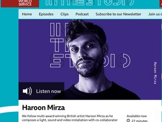 BBC World Service 'In the Studio' documentary