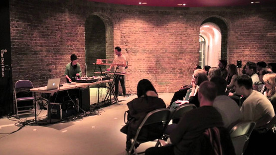 Shiva Feshareki & Jack Jelfs - LCO Hub Sessions III at the Roundhouse