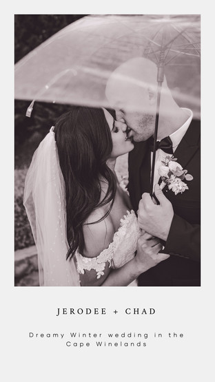 Wedding Cape Town Photographer