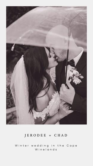 Winelands wedding Cape Town