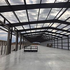 Precision Enterprises Steel Frame Struct