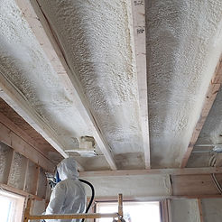 Precision Enterprises Spray Foam Insulation