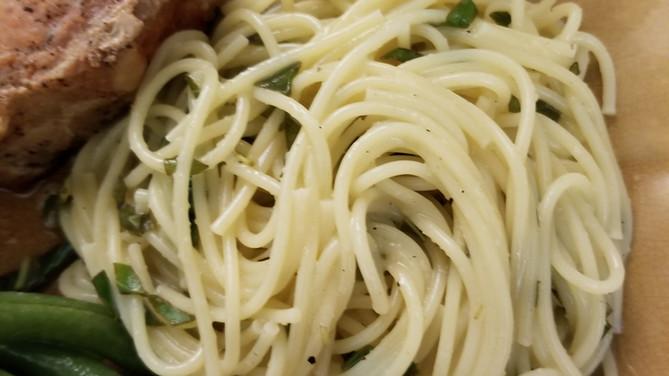 Herb & Butter Vermicelli