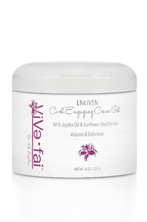 Enliven Curl Engaging Creme Gel 8 oz.