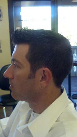 Jon's fresh cut :)