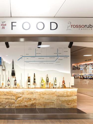 Enoteca Rossorubino Aéroport Turin