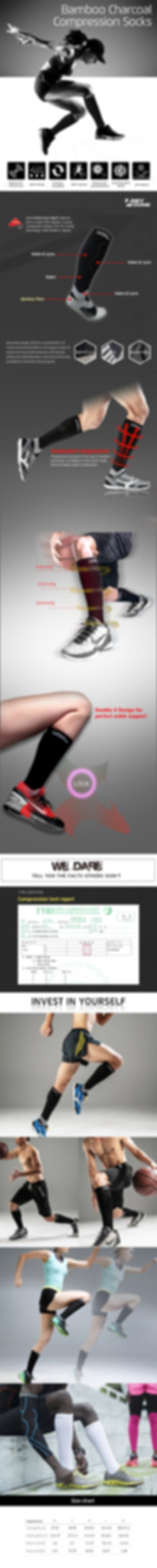 compression gear,bamboo charcoal, compression socks, socks, compression, bamboo charcoal socks