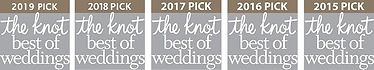 The Knot Best of Weddings Venue in Virginia