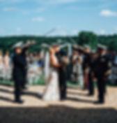 outdoor and indoor options at the best outdoor wedding venue in northern virgnia