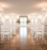 indoor christmas wedding at the best outdoor wedding venue in northern virgnia