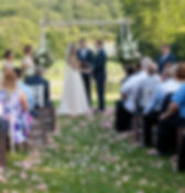 fairytale wedding at the best outdoor wedding venue in northern virgnia