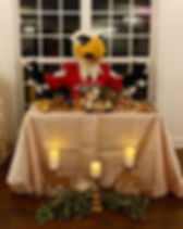 capitols fan weddig classic, mounain views, sunset, wedding venue elegant in northern virginia
