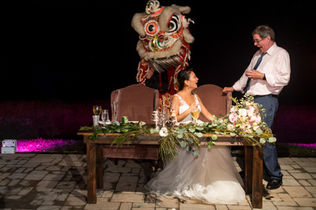 Chinese Wedding Lion