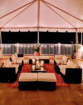 Amazing rooftop set up this weekend, onl