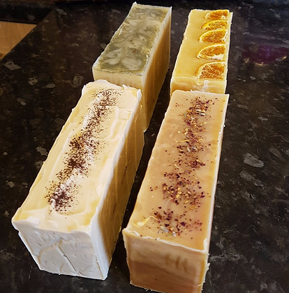 WHOLESALE NATURAL SOAPS