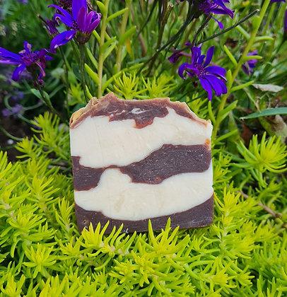 Cookies & Cream soap bar