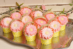 strawberry milkshake bath souffles