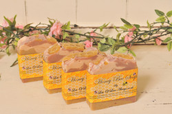 Honey Bee Soap bar