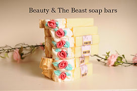 fairytale soap beauty and the beast