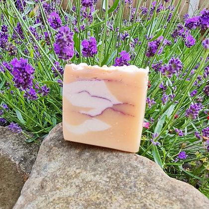 Rose Gold soap bar