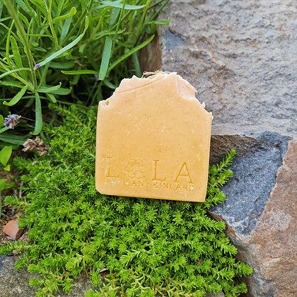 Mandarin and Lemongrass Soap bar