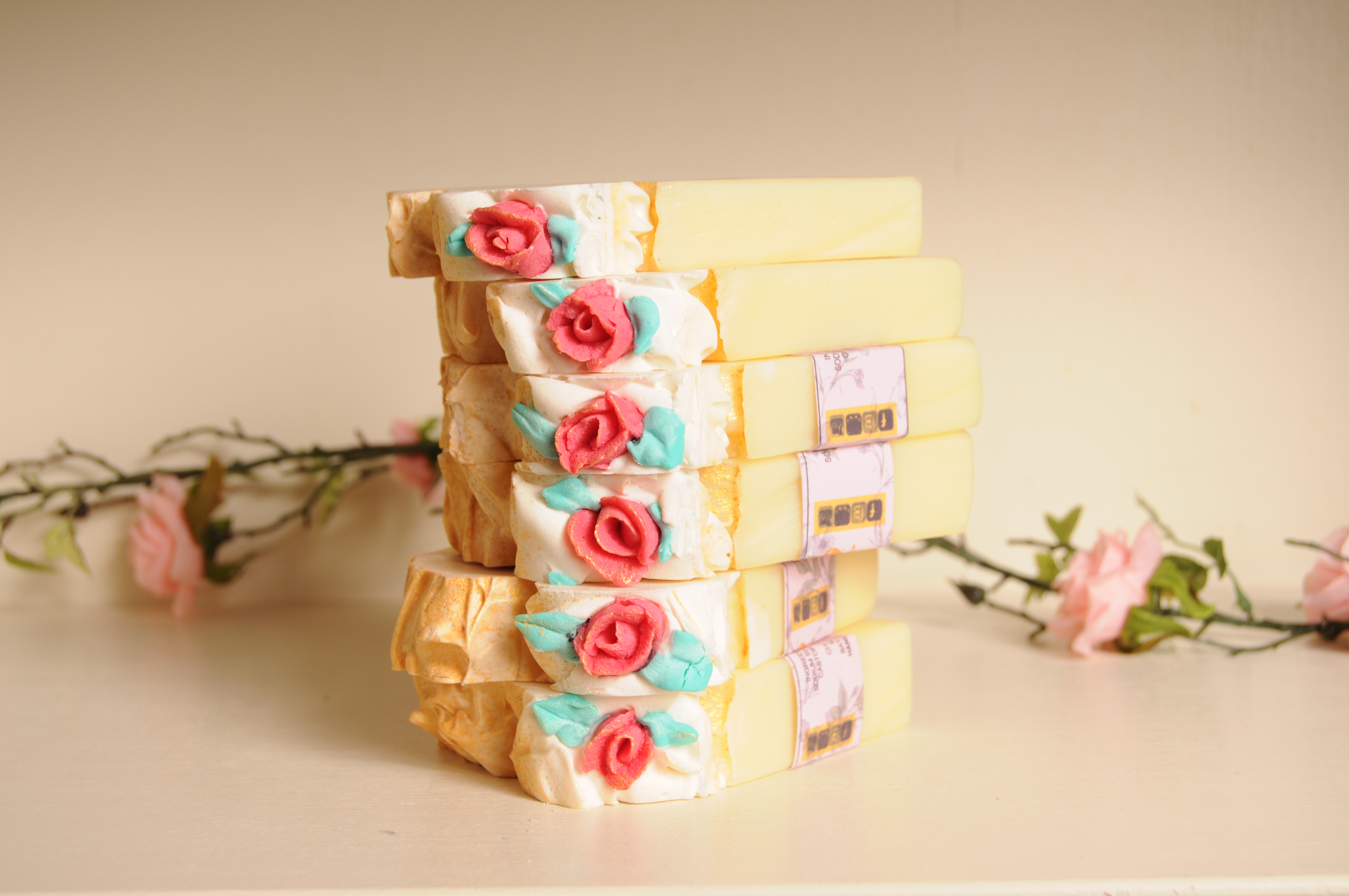 BEAUTY AND THE BEAST SOAPS