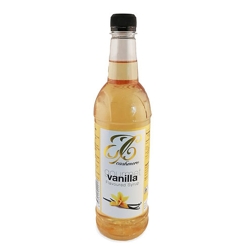 Vanilla syrup (750ml)