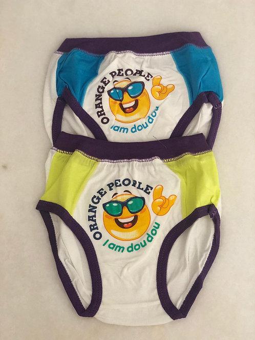 Kids Underwear 12-18months (2pk)
