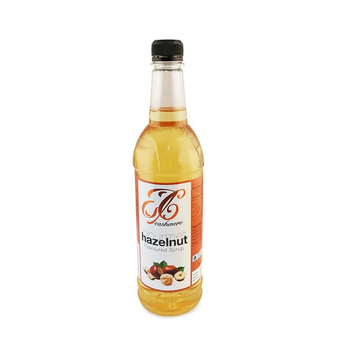 Hazelnut syrup (750ml)