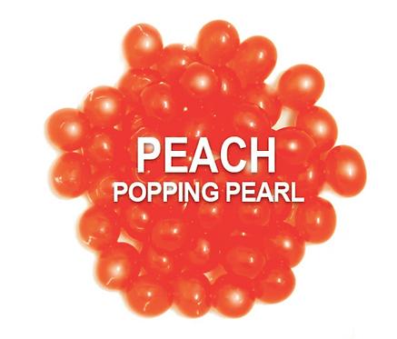 Peach Popping Pearls (3.2kg-tub)