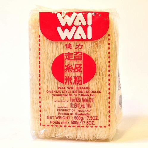 Wai wai rice noodle