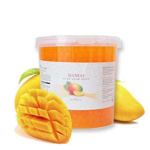 Mango Popping Pearls (3.2kg-Tub)