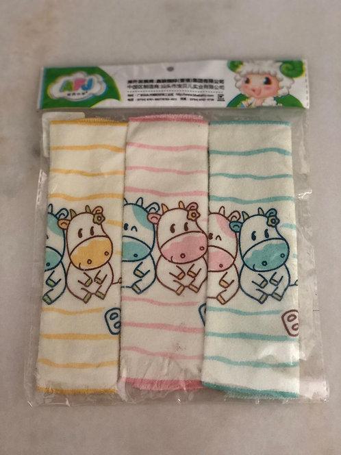 Kids Face Towel (3pk)