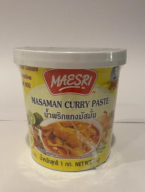 Maesri Massaman Curry Paste (1kg)