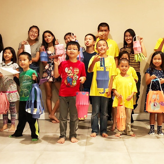 Youth Group: Tết Trung Thu (Mid-Autumn Festival) Celebration