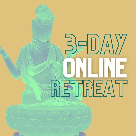 3-day Retreat | Online